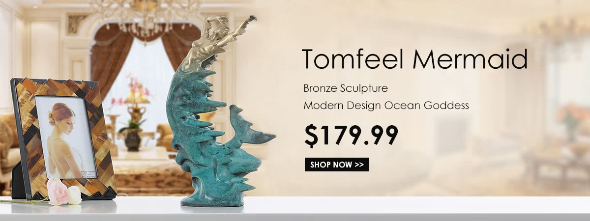 Tomfeel Mermaid